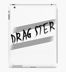 Dragster design  iPad Case/Skin