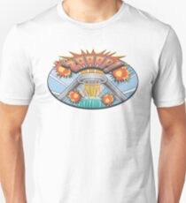 Pop Comic Series: Hart Plaza Unisex T-Shirt