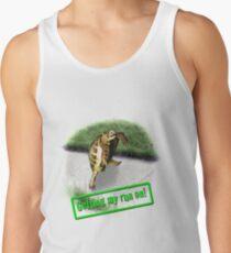 Tortoise - Getting my run on Tank Top