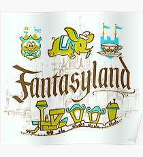 Fantasyland Poster