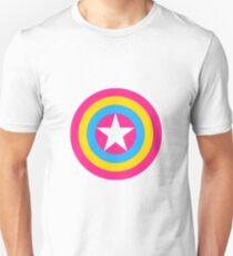 Captain Pansexual Unisex T-Shirt