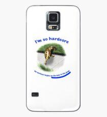 Tortoise - hardcore workout Case/Skin for Samsung Galaxy