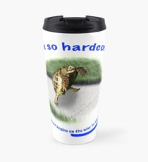 Tortoise - hardcore workout Travel Mug