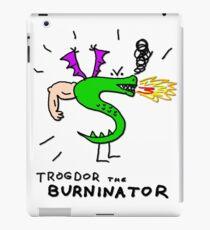 Trogdor, The Burninator iPad Case/Skin