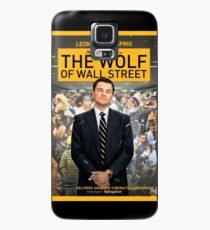 The Wolf Of Wall Street Case/Skin for Samsung Galaxy