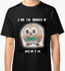 Bringer of Death Rowlet Classic T-Shirt
