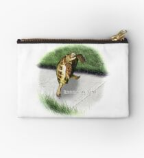 Tortoise - Running on time Studio Pouch