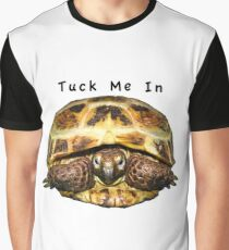 Tortoise - Tuck me in Graphic T-Shirt