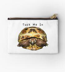 Tortoise - Tuck me in Studio Pouch