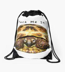 Tortoise - Tuck me in Drawstring Bag