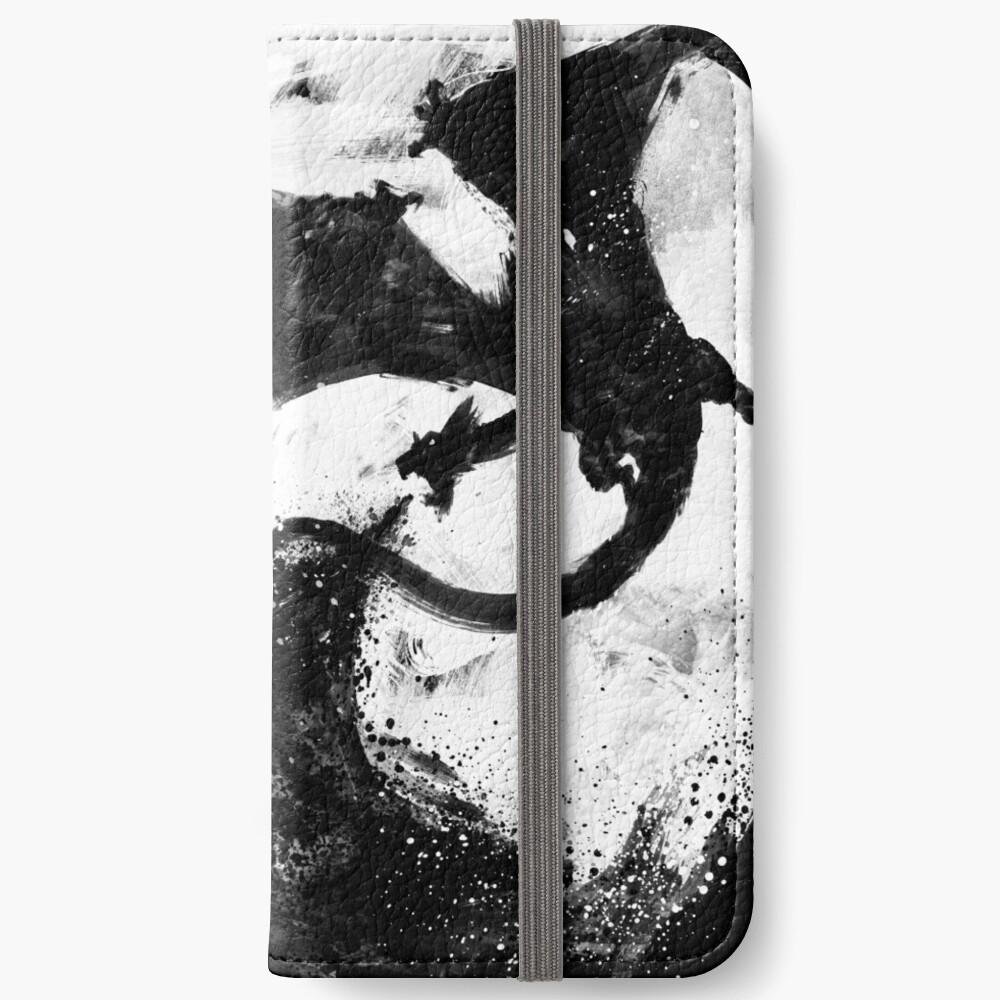 Midnight Desolation iPhone Wallet