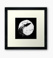 Midnight Delivery Framed Print