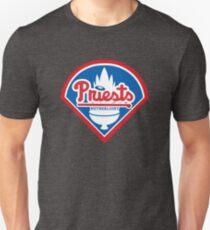 Priests - WoW Baseball Unisex T-Shirt