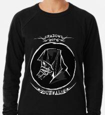 Schwarze Schatten Leichtes Sweatshirt