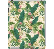 Tropical Pattern iPad Case/Skin