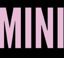 Beyoncé Feminist Sticker