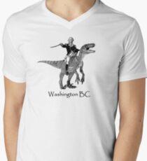Washington, BC V-Neck T-Shirt