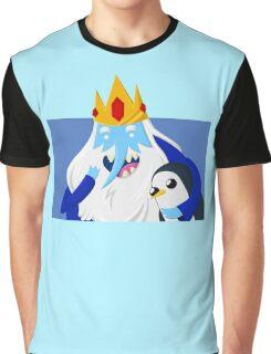 Ice King and Gunter Graphic T-Shirt