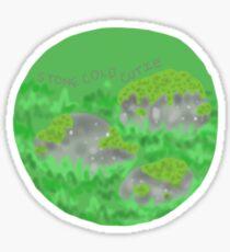 Stone Cold Cutie Sticker