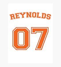 allison reynolds #7 defensive dealer Photographic Print
