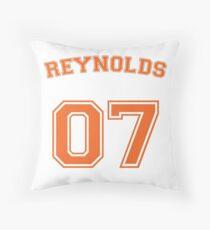 allison reynolds #7 defensive dealer Throw Pillow