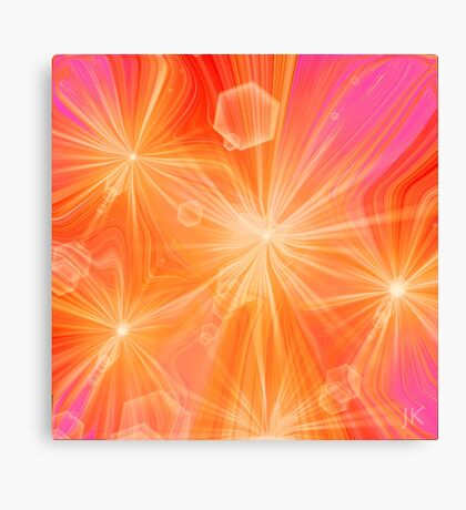 Ego Lux Canvas Print