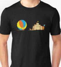 Castle Sand Unisex T-Shirt