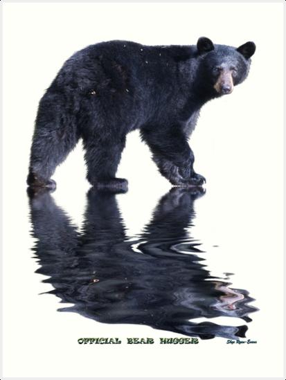 Black Bear Hugger Gear by Skye Ryan-Evans