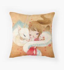 """See You Again"" Throw Pillow"
