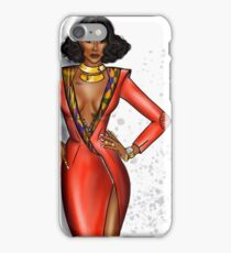 kente Goddess iPhone Case/Skin