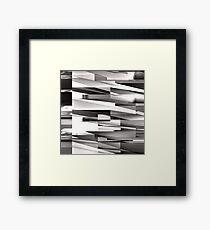 lab Framed Print