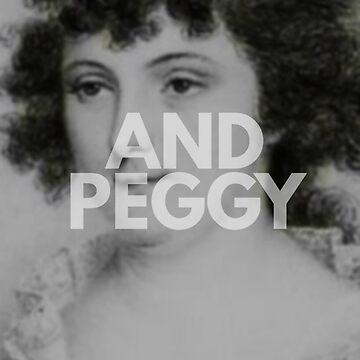 Peggy Schuyler by marydorotan