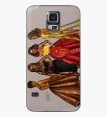 Spice girls Case/Skin for Samsung Galaxy