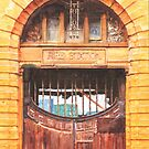 Manchester - London Road Fire Station Doors by exvista