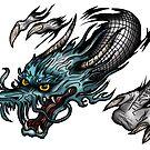 Dragon Soar by Adam Santana