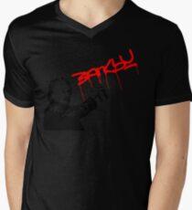 E=MC2 - ONE:Print Mens V-Neck T-Shirt