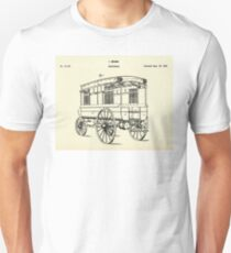 Ambulance-1858 T-Shirt