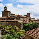 Panicale, Umbria, Italy by Andrew Jones