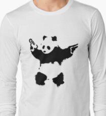 Banksy - Panda With Guns T-Shirt