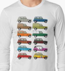 Renault 4 Long Sleeve T-Shirt