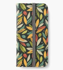 Olive branches iPhone Wallet/Case/Skin
