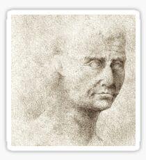 Caesar Sticker