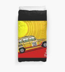Renault 4 Sinpar 4x4 Duvet Cover