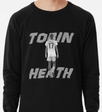 1e16af078c4 Tobin Heath Sweatshirts & Hoodies   Redbubble