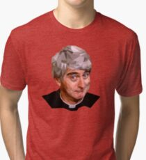 Father Ted Tri-blend T-Shirt