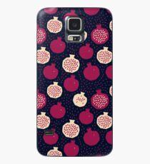 Garnet splash Case/Skin for Samsung Galaxy