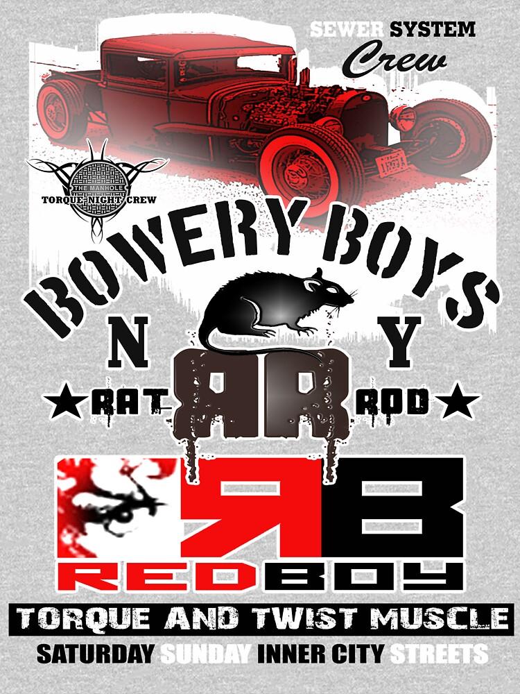 rat rods by redboy