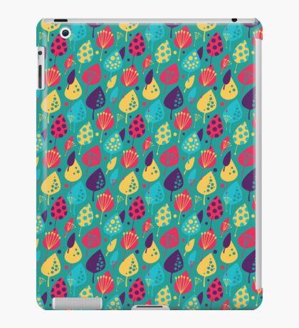 Colorful autumn iPad Case/Skin