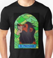 The rightful king? - stained glass villains Unisex T-Shirt