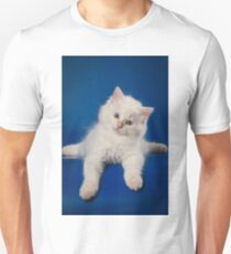Fluffy charming cute kitty cat T-Shirt